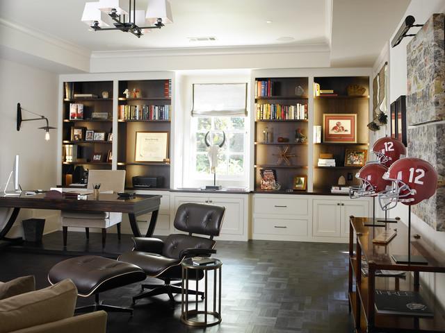 Идеи дизайна кабинета