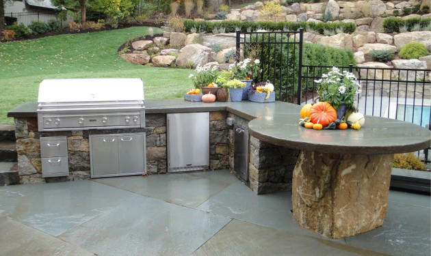 20 Brilliant Outdoor Kitchen Design Ideas