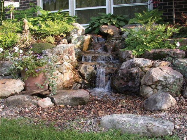 18 Flawless Waterfalls Garden Ideas To Get You Inspired