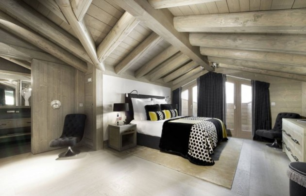 21 Modern Attic Bedroom Designs For All Tastes