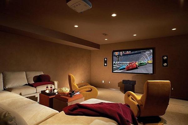 15 Cool Entertaining Room Design Ideas