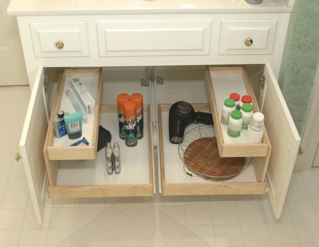 19 Effective DIY Bathroom Storage Ideas