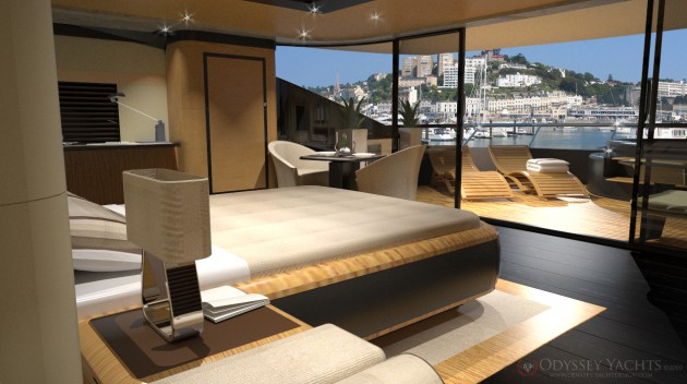 15 extravagant yacht interior design ideas