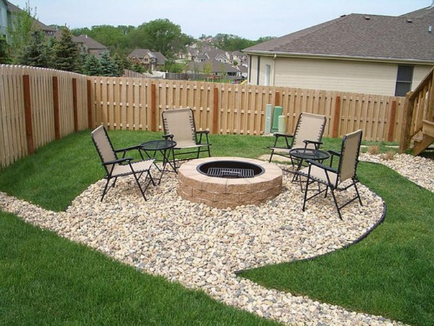 16 Simple But Beautiful Backyard Landscaping Design Ideas on Simple Small Backyard Ideas id=39752