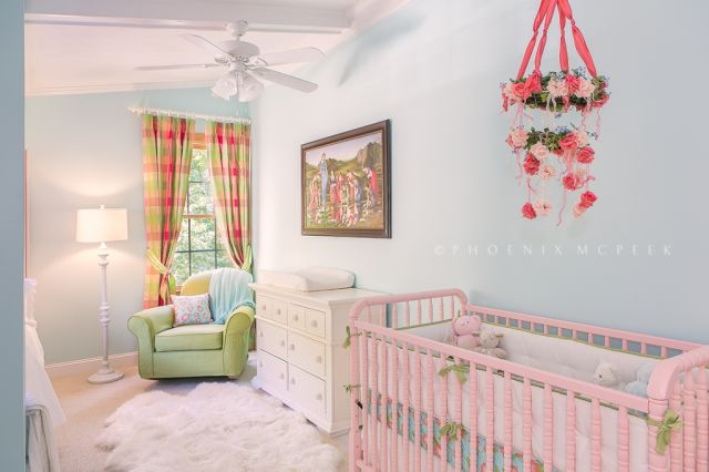 17 Attractive Pastel Nursery Design Ideas