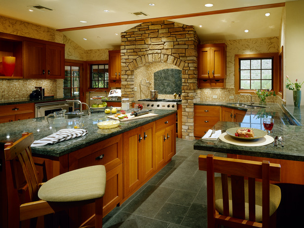 kitchen designs with stone 18 outstanding kitchen design ideas with decorative 408