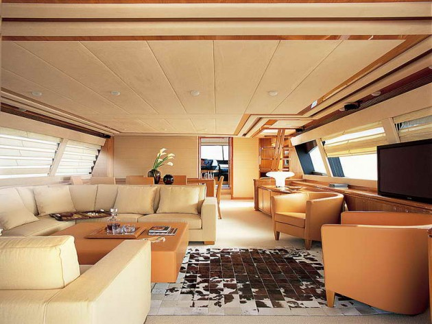 Yacht Interior Design Ideas Home Design