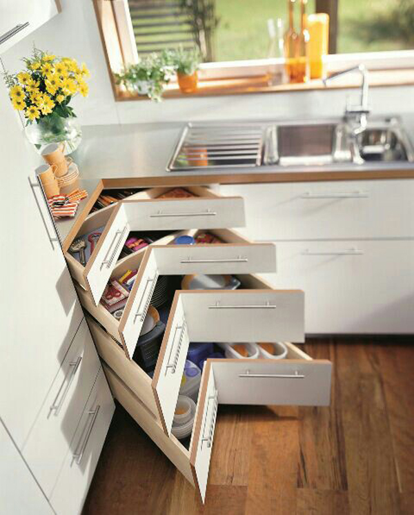 19 Most Effective Kitchen Storage Ideas