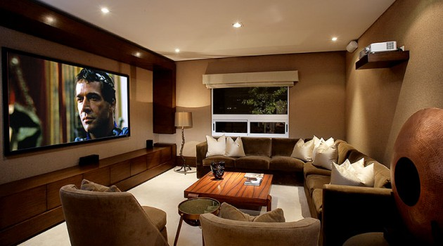 15 Cool Entertaining Room Design Ideas