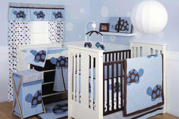 17 Attractive Pastel Nursery Design Ideas