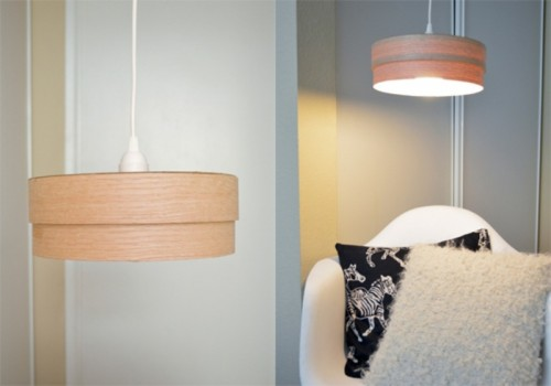 15 Creative DIY Wooden Lamp Design Ideas