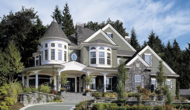 14 extremely impressive victorian house designs - Victorian House Design
