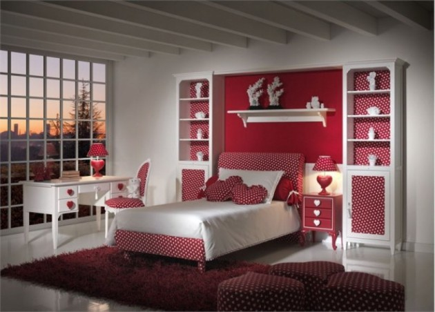 17 Fantastic Bedrooms For Chic Teen Girls