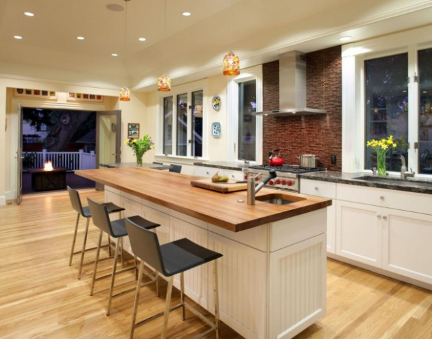 kitchen design with island 19 irresistible kitchen island designs with seating area 4609