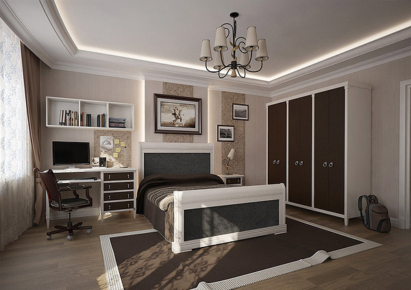 17 Cool Teen Bedroom Designs For Boys on Cool Bedroom Ideas For Teenage Guys Small Rooms  id=64477