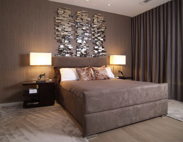 Perfect 20 Fascinating Examples Of Modern Bedroom Lighting Ideas