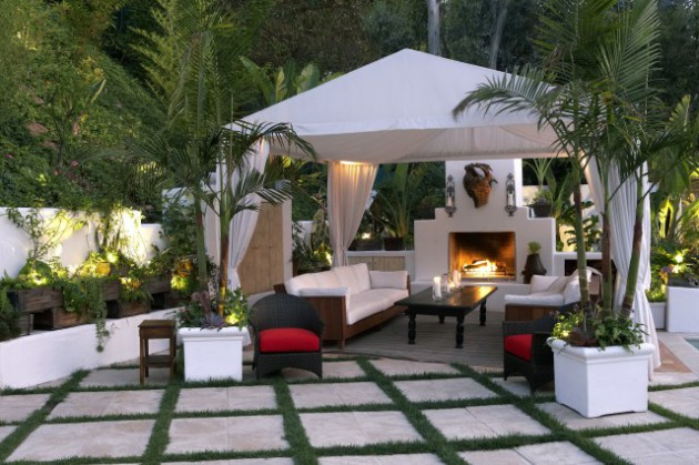 15 Amazing Eclectic Patio Designs Your Backyard Could Use Right Now