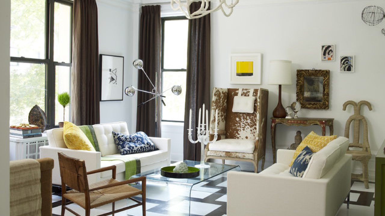 15 Incredible Eclectic Living Room Designs That You Can Take ...