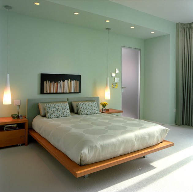 19 Captivating Green Bedrooms That You Would Love To Copy