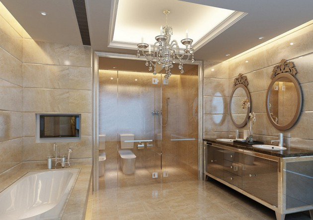 Extravagant Bathroom Ceiling Designs That Youll Fall In Love - Bathroom celing