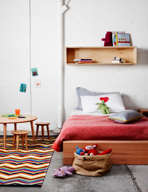 16 Appealing Industrial Kids' Room Designs Your Kids Will Love