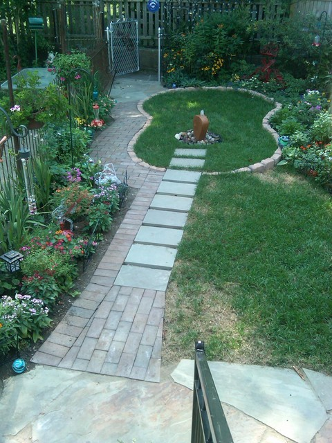 16 Breathtaking Eclectic Garden Designs Shining With Cool
