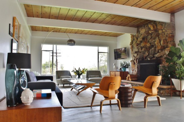 16 Distinctive Mid-Century Living Room Designs That Will Inspire You