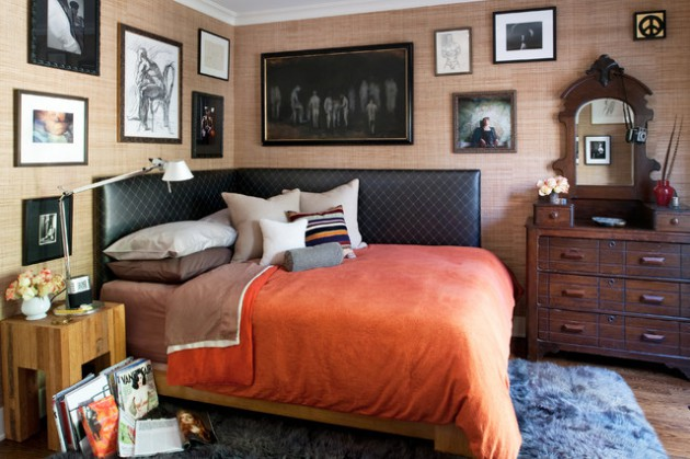 Fantastic Eclectic Bedroom Designs That Will Give You Creative Ideas