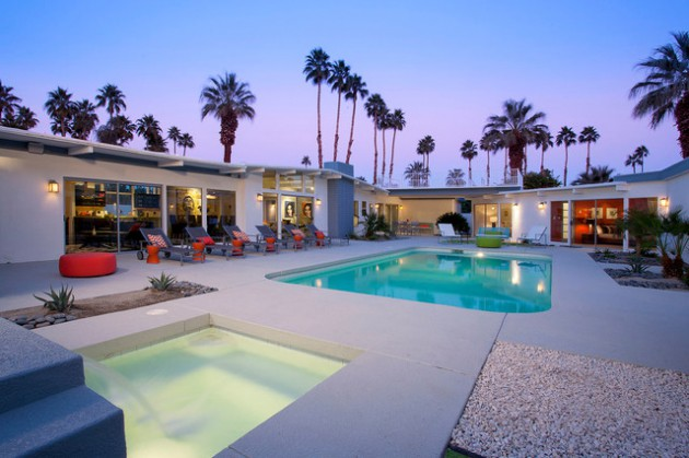 16 Marvelous Mid Century Swimming Pools For The Summer Season