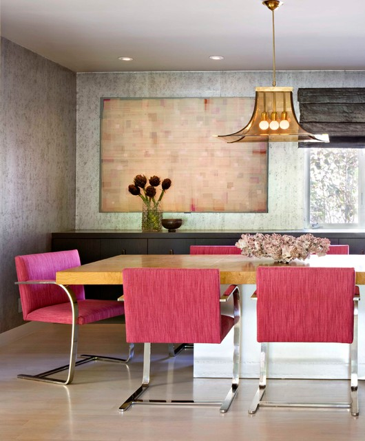 16 Noteworthy Mid-Century Dining Rooms For The Vintage Fans