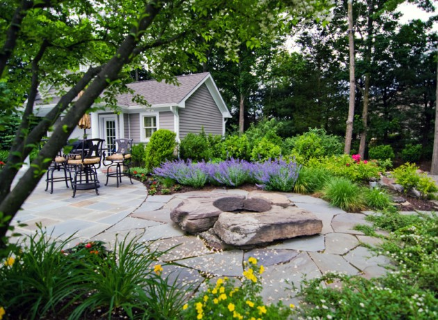 48 Simple But Beautiful Backyard Landscaping Design Ideas Unique Backyards By Design