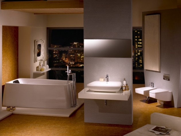 16 Appealing Designs Of Beautiful Bathrooms