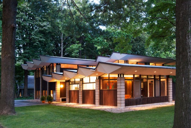 17 Incredible Mid-Century Homes That Will Take You Back In Time