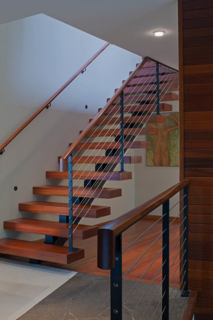 17 Outstanding Mid Century Staircase Designs To Inspire You Today