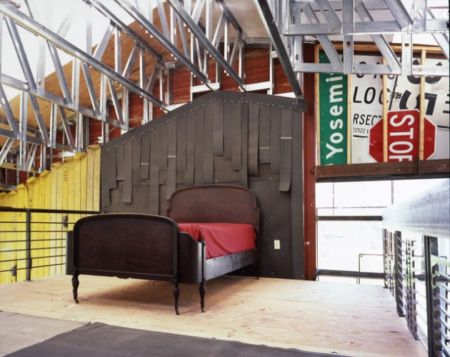 17 Top Notch Industrial Bedroom Interiors Like Youve Never Seen Before