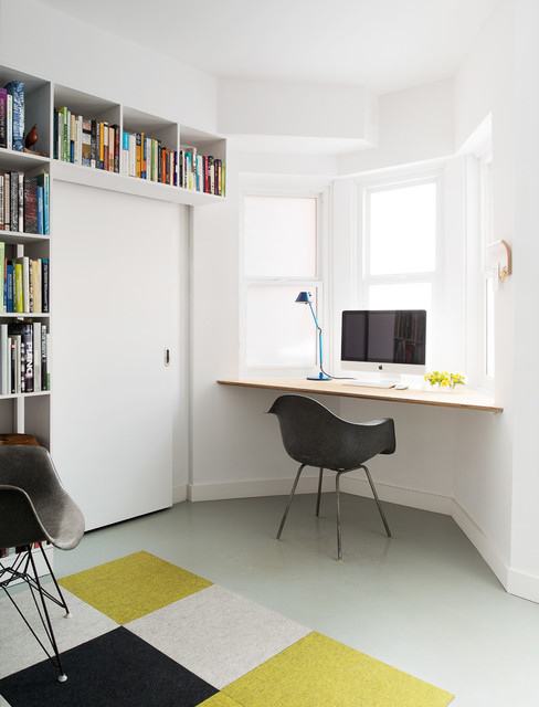 18 Contemporary Home Office Designs To Help You To Work With Pleasure