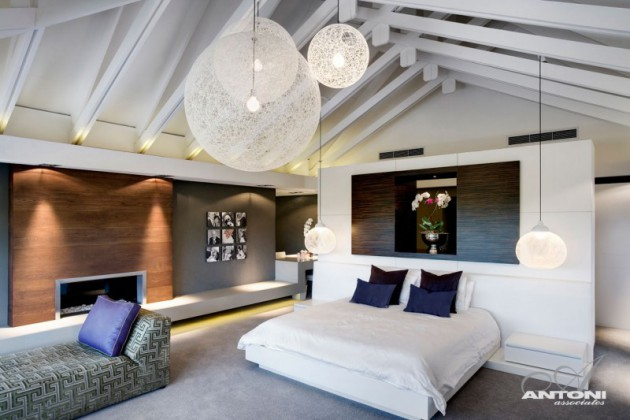 Modern Attic Bedroom Designs For All Tastes – Attic Bedrooms Ideas
