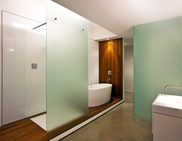 18 Excellent Industrial Bathroom Designs With Great Interior Ideas
