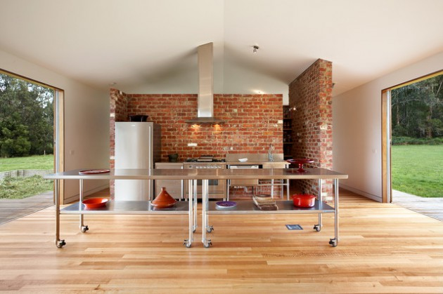 18 Impressive Industrial Kitchens With Stunning Interior Designs
