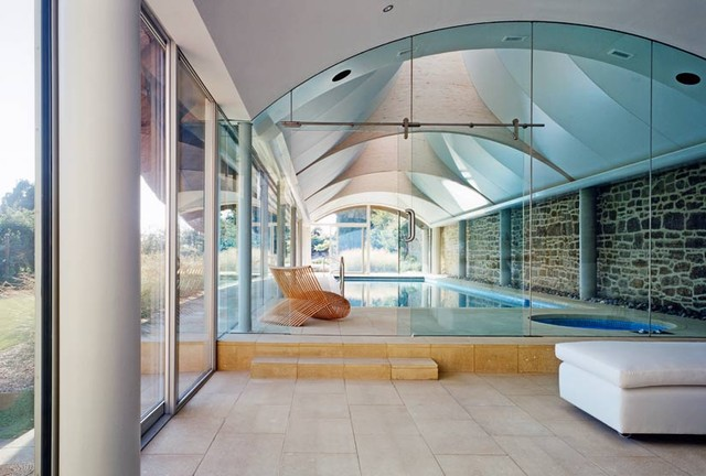 18 Sensational Eclectic Swimming Pools To Cool You Down During The Summer