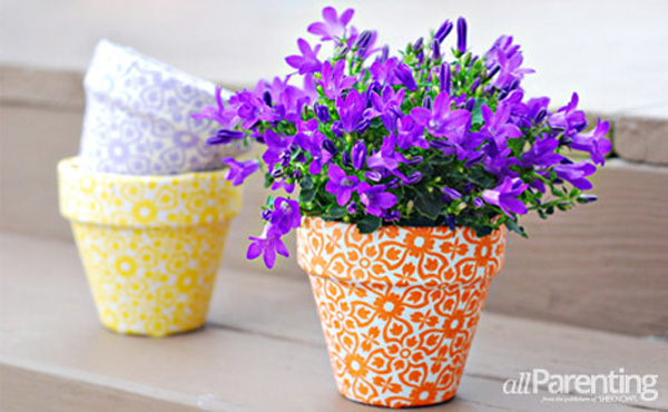 18 Simple Easy Diy Flower Pot Designs