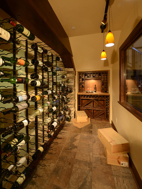 20 Wall Wine Shelves To Beautify Your Home