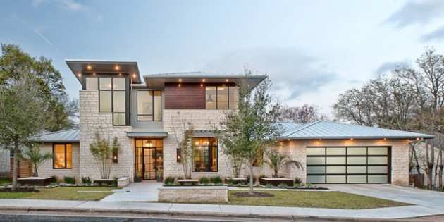 20 Gorgeous Eclectic Home Exterior Designs Full Of Creative Ideas