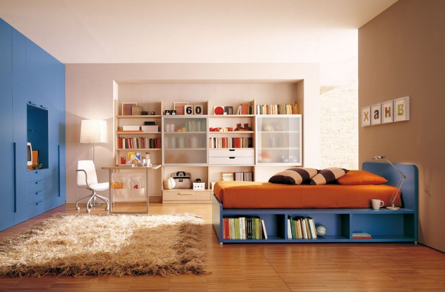 15 Quality Designs Of Big Spacious Childrens Rooms