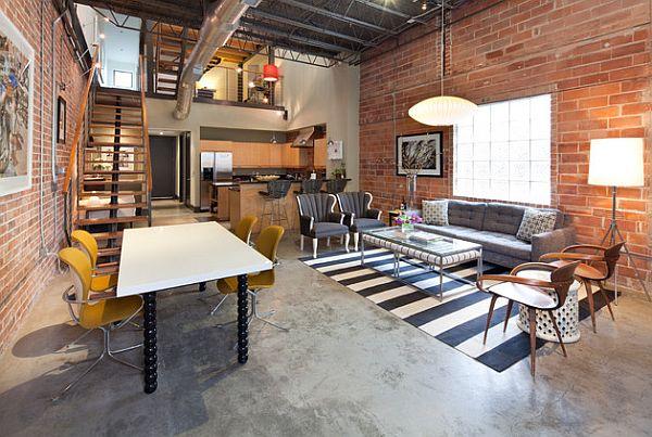 Stunning Loft Style Home Designs Images - Decorating Design Ideas ...