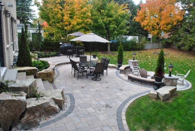 16 Simple But Beautiful Backyard Landscaping Design Ideas on Simple Small Backyard Ideas id=14639