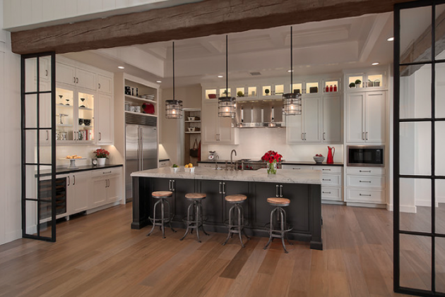 19 Beautiful Open Concept Kitchens FOr Every Taste