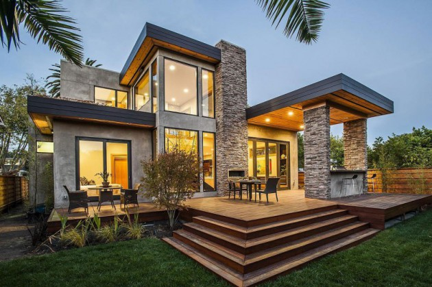 10 Surprisingly Impressive Contemporary Dream Houses