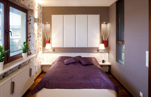 17 Adorable Small Contemporary Bedroom Design Ideas