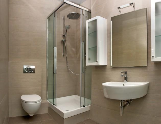 15 Space-Saving Corner Shower Designs For Every Bathroom